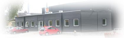 FE Støberiet | facade forside